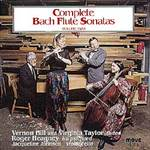 Complete Bach Flute Sonatas, Volume 2