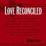 Love reconciled