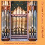 Six Organ Concertos - G. F. Handel