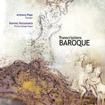 Transcriptions Baroque