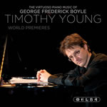 Virtuoso Piano Music of George Frederick Boyle