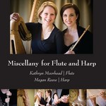 Miscellany for flute and harp