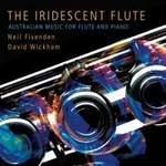 Iridescent flute