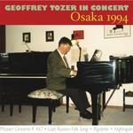 Geoffrey Tozer in Concert: Osaka 1994