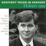 Geoffrey Tozer in Concert: Hobart 1991