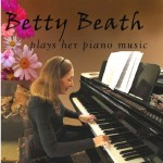 Betty Beath plays her piano music.