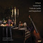 JS Bach Sonatas for Viola da Gamba and Harpsichord