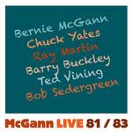 McGann LIVE 81 / 83