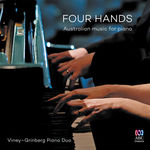 Four hands : Australian music for piano / Viney-Grinberg Piano Duo.default/product?slug=four-hands-australian-music-for-piano