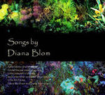 Songs by Diana Blom.