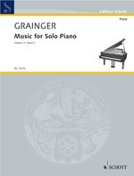 Music for solo piano. Volume II
