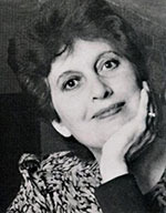 Photo of Mary Mageau