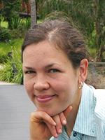 Photo of Catherine Likhuta