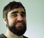 Queensland-based composer Chris Perren, one of seven new associate artists.