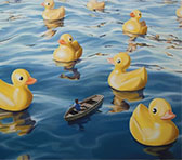 Matthew Quick: Intrepid travellers (2011) - detail