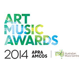 2014 Art Music Awards - more than 300 submissions received