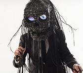 Alison Clouston's 'Coalface' mask