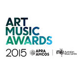 2015 Art Music Awards - performers and presenters