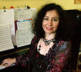 Elena Kats-Chernin's <em>Heaven is Closed</em> forms part of the 14 August program in Belfast