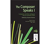 The Composer Speaks I now available as an e-book