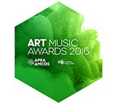 2016 Art Music Awards - nominations are now open