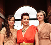 5 Questions to Therese Milanovic from the Muses Trio