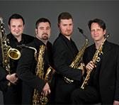 Nexas Quartet: Australian sounds for saxophones (and bicycle bells)