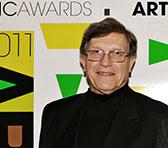 Patrick Thomas at the Art Music Awards in 2011