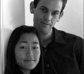 Natsuko Yoshimoto and James Cuddeford