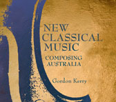 Gordon Kerry: New Classical Music (detail of book cover)