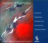 Cover of the <em>Fractions of Illumination</em> CD