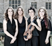 Australian String Quartet is quartet in residence at the Elder Conservatorium of Music, University of Adelaide
