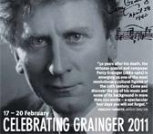 Celebrating Grainger 2011 brochure (detail)