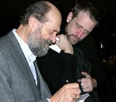 Arvo Pärt and John Addison discuss notation