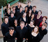 fusion vocal ensemble