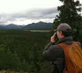 Scott McIntyre in Alaska