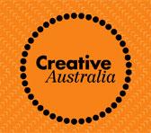 Cover of the <em>Creative Australia</em> policy document