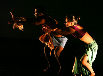 ZAMEEN live performance, Parramasala International Contemporary Arts Festival 2013
