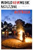 World New Music Magazine cover