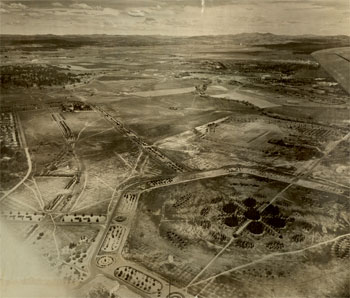 City Hill, Canberra, c. 1940s.