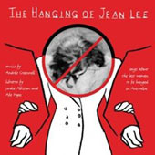 The Hanging of Jean Lee CD cover