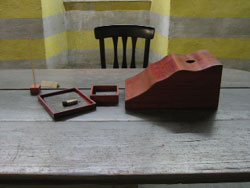 miniature instruments by rosemary joy