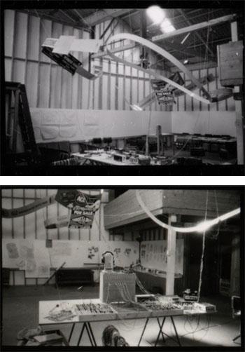 Warren Burt: Le Grand Ni, Experimental Art Foundation Adelaide, 1978.