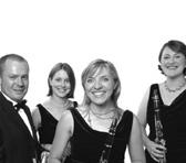 Clarity Clarinet Quartet