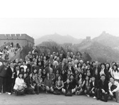 150 composers on The Great Wall of China