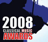 2008 Classical Music Awards - Winners