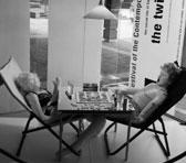 David Worrall's sound sculpture <em>The Twins</em>