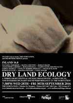 Inland 16.8: Dry Land Ecology Festival