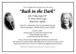 Bach in the Dark