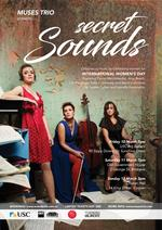 Secret Sounds: Muses Trio perform for International Women's Day